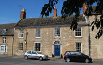 Stone House in Chancery Lane, Thrapston...