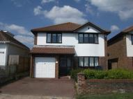 Detached house to rent in Lenham Road East...