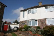 Thornhill Close semi detached house to rent