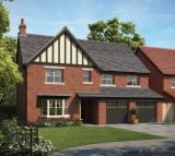 5 bed new house in Mill Hill Lane...