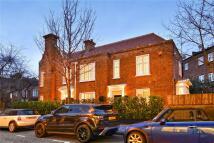 semi detached house in Elystan Place, London...