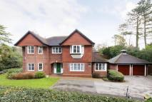 Detached home in Mearse Lane, Barnt Green