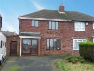3 bed semi detached property to rent in Philip Road, HALESOWEN...
