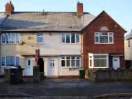 2 bedroom Terraced house in Walton Road, WEDNESBURY...