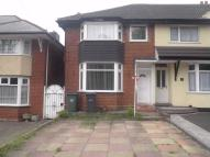 3 bedroom End of Terrace home to rent in Walsall Road...