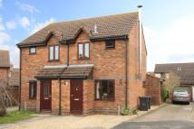 2 bed semi detached home in Davis Road...
