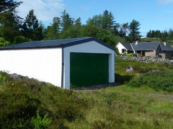 garage & house