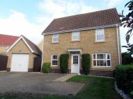 Detached home in Betts Close, Hadleigh