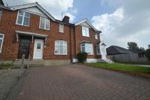 Terraced property for sale in The Green, Hadleigh