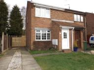 2 bed semi detached home in Mossdale Road...