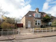 semi detached home in Petrie Crescent, Elgin
