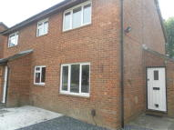 1 bed Cluster House to rent in Alfred Close, Totton...