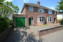 3 bed semi detached home in Highbury Road