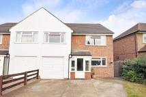 4 bedroom semi detached property in Chessington
