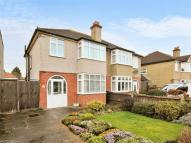 3 bed semi detached property for sale in Lyndhurst Avenue...