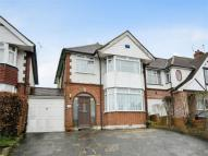 semi detached home for sale in Manor Drive North...