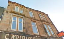 Flat to rent in Main Street, Largs...