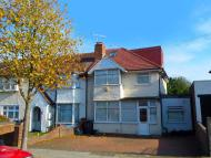 End of Terrace property for sale in Allenby Road, Southall...