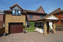 Detached house in Lower Rainham Road...
