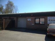 property to rent in Unit 46 Glan Yr Afon Industrial Estate, Llanbadarn Fawr, SY23