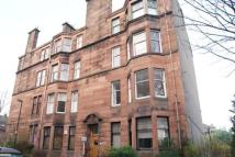 Partickhill Road Flat to rent