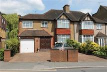 semi detached property for sale in College Hill Road...