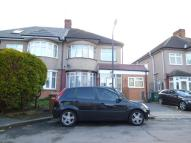 Terraced house in Rugby Close, Harrow...
