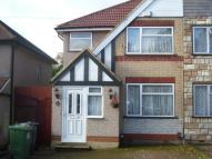 semi detached home to rent in Windsor Road, Harrow, HA3