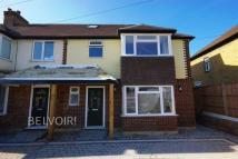 4 bed semi detached house in Harvey Road, Hillingdon...