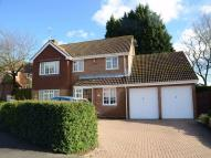4 bed Detached property in The Chase, CALCOT...