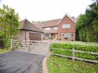 Detached home for sale in Mill Lane, CALCOT...