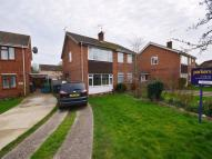 4 bedroom semi detached property for sale in Meadow Way, THEALE...