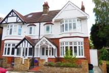 5 bedroom semi detached home for sale in Burlington Avenue, Kew...