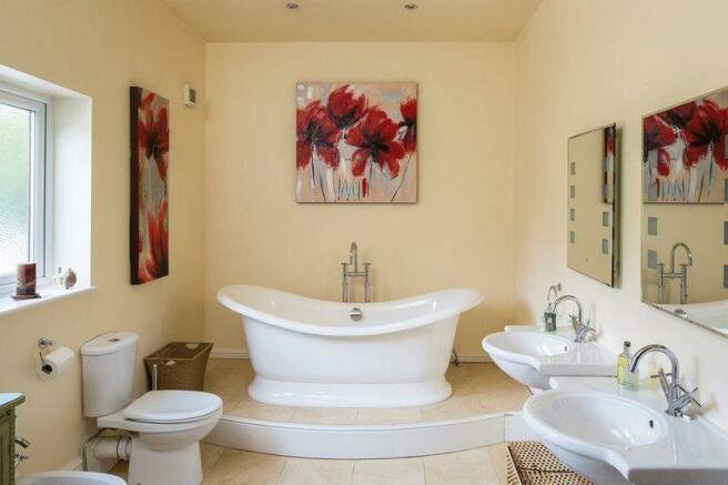House bathroom...