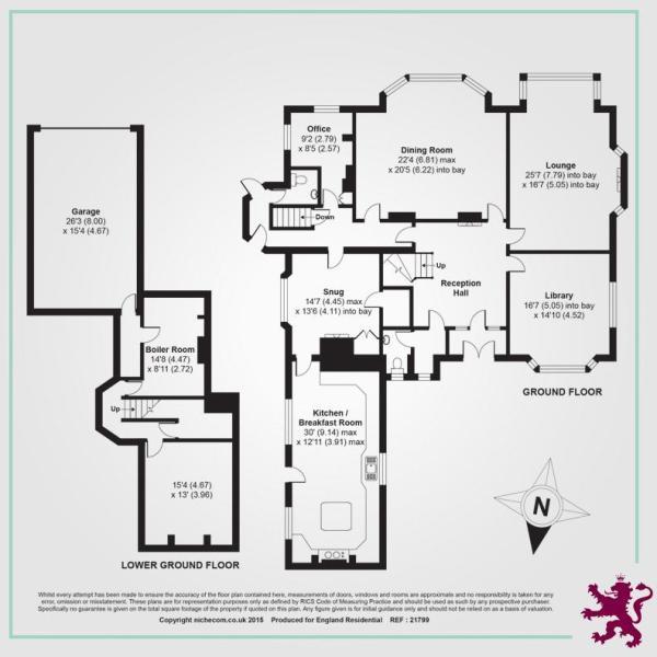 Lower Floors