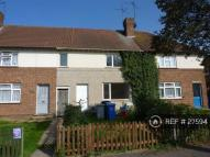 semi detached house in Holly Road, Kettering...