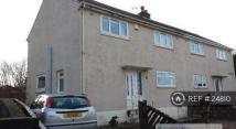 3 bedroom semi detached property to rent in Islay Crescent...