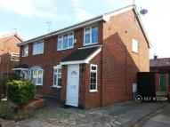 3 bed semi detached property in Dryfield Close...