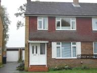 3 bed semi detached property to rent in Fullerton Road, Woking...