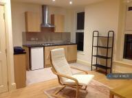 Studio apartment in Nether Edge, Sheffield...
