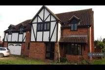 Detached home in Chequers Close...