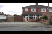 4 bed semi detached house to rent in Birch Road, Manchester...