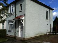 2 bed semi detached property in Glenmore Avenue...