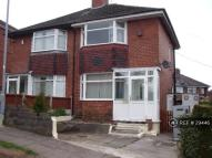 2 bedroom semi detached house in Hunters Drive...