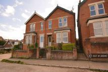 semi detached property in Alexandra Road, Cowes...