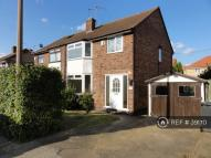 3 bed semi detached home to rent in Charles Avenue...