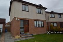 3 bedroom Detached home in Lennox Wynd, Saltcoats...