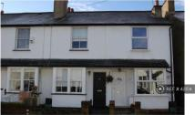 Terraced house in Pinewood Close...