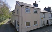 Terraced house in Denbigh Street, Conwy...