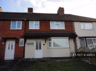 Terraced home to rent in Charles Street, Coventry...